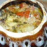 Овощи в горшочке по-гречески