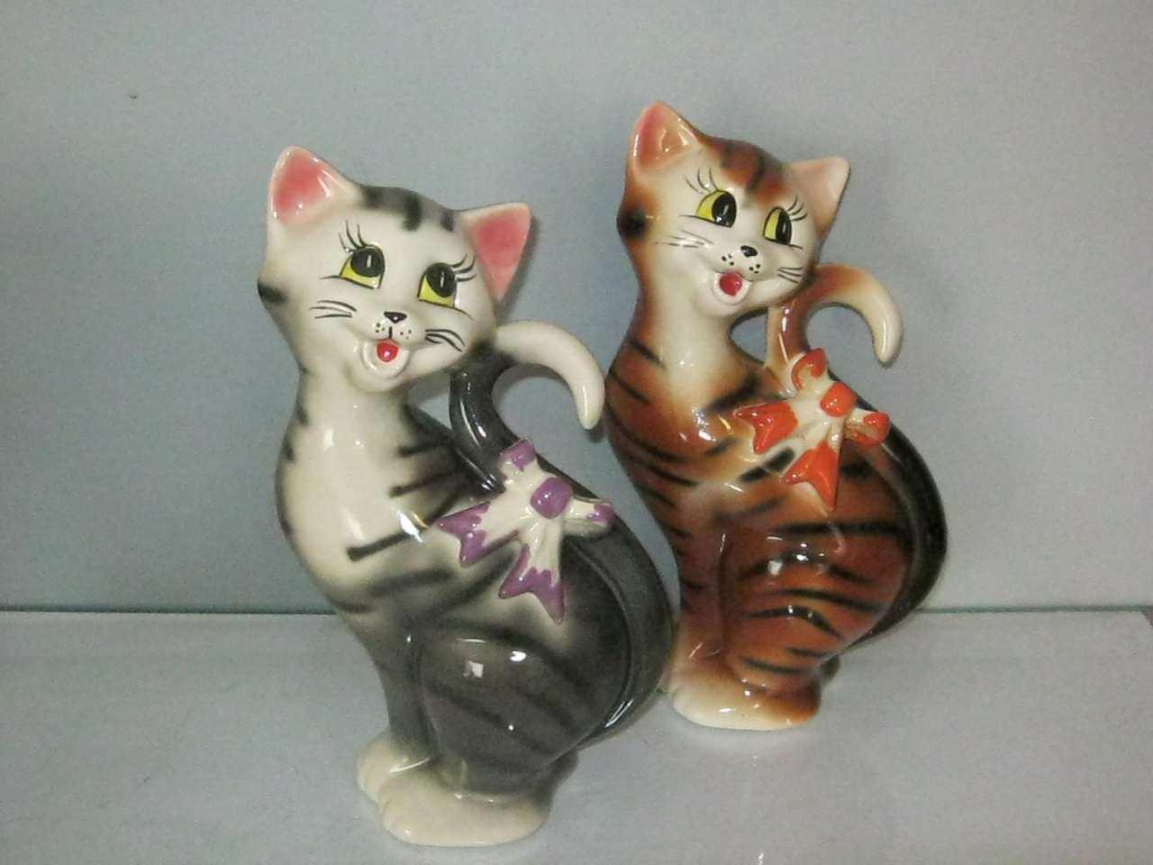 изготовлению кошки копилки из бутылки