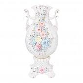 Напольная ваза Галактика, цветная лепка